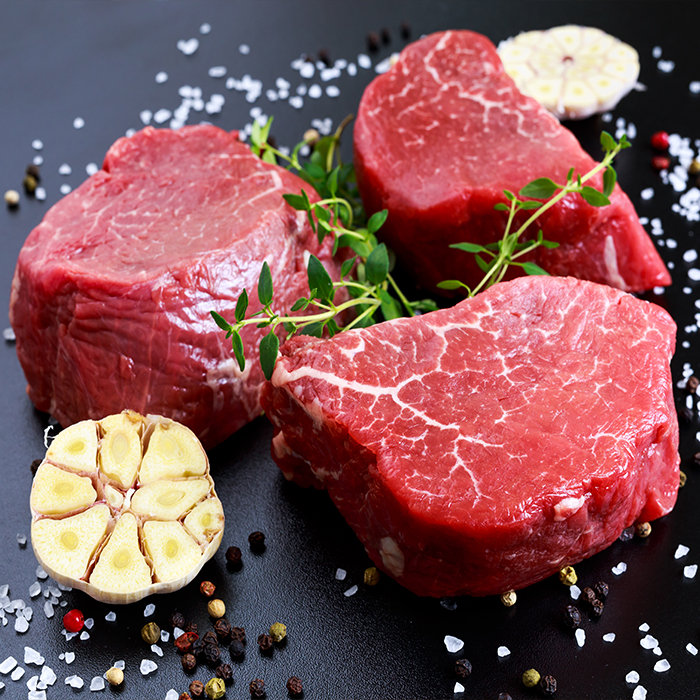 Aust  Angus Grain Fed Tenderloin Steak